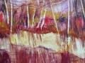 Wetlands , 46 x 58, oil painting by Susan Falk